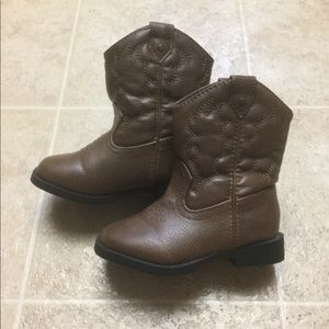 Boys Faded Glory western boots